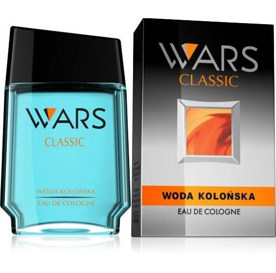eau de cologne WARS CLASSIC
