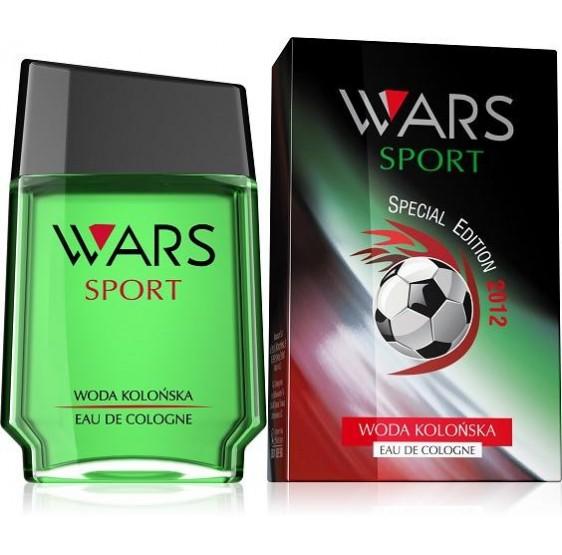 eau de cologne WARS SPORT
