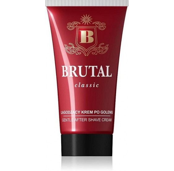 Crème près rasage BRUTAL classic