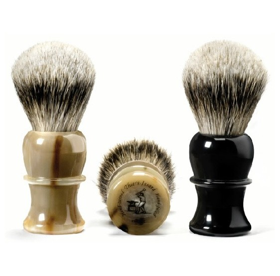 Blaireau THIERS ISSARD XL 23mm corne blonde