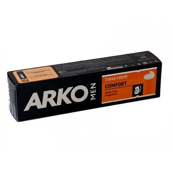 Crème à raser tube Arko comfort 94ml