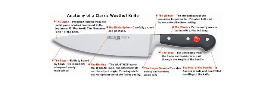 Couteau WUSTHOF CLASSIC