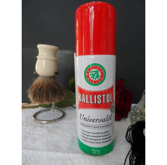Huile universel BALLISTOL spray 100ml