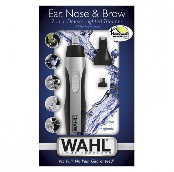 Tondeuse WAHL pour le nez, les oreilles et sourcils