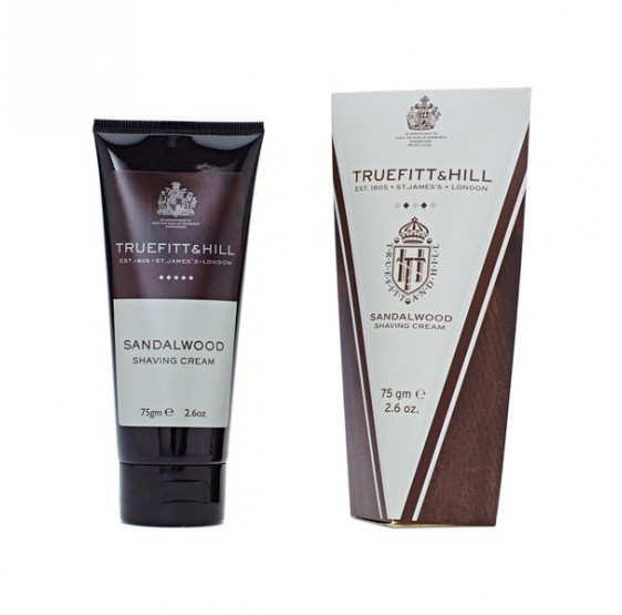Shaving cream Truefitt & Hill  sandalwood