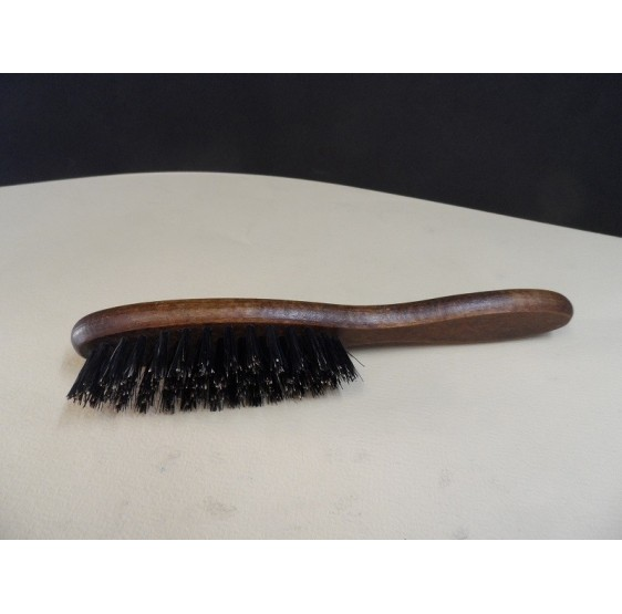 Brosse à barbe HBS professionnelle 174mm