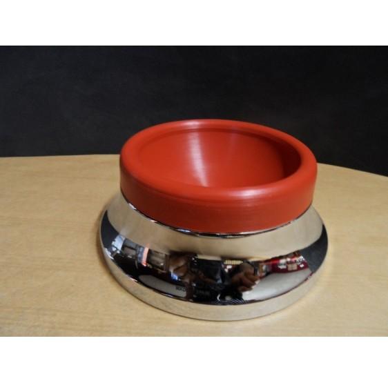 Essui-rasoir avec support métal VIE LONG