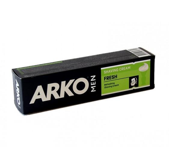 Crème à raser tube Arko rafraichissante 94ml
