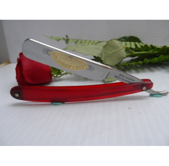 BEST SOLINGEN straight  razor from old stock