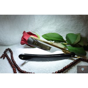 Rasoir  The Real Ottoman Sword 6/8 corne noire