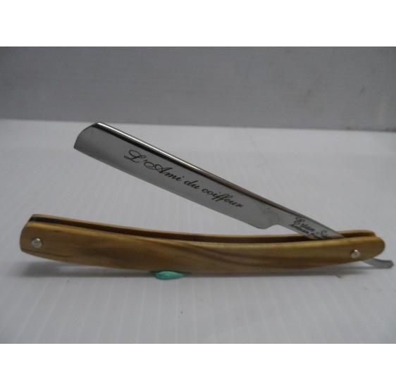 """Hairdresser straight razor """"L'Ami du coiffeur"""" 3/8"""