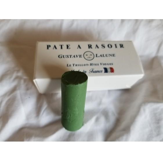 Pâte à rasoir Gustave Lalune  pour appliquer sur cuir a rasoir coupe-choux