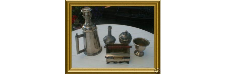 Makas ve berber aletleri