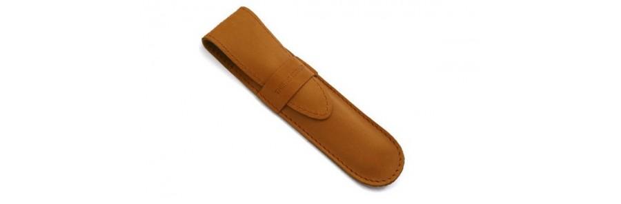 Razor leather case