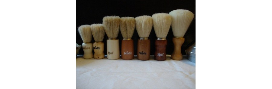 Brosses à barbes par NIVA